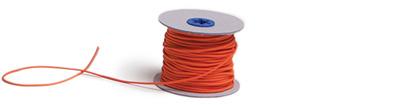 rol elastiek oranje